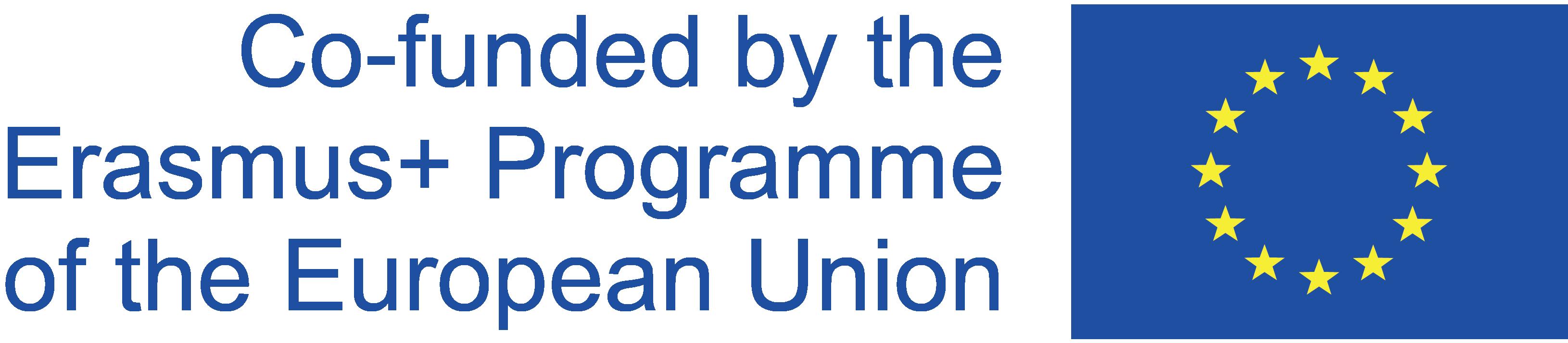 Logos Beneficaires Erasmus LEFT EN
