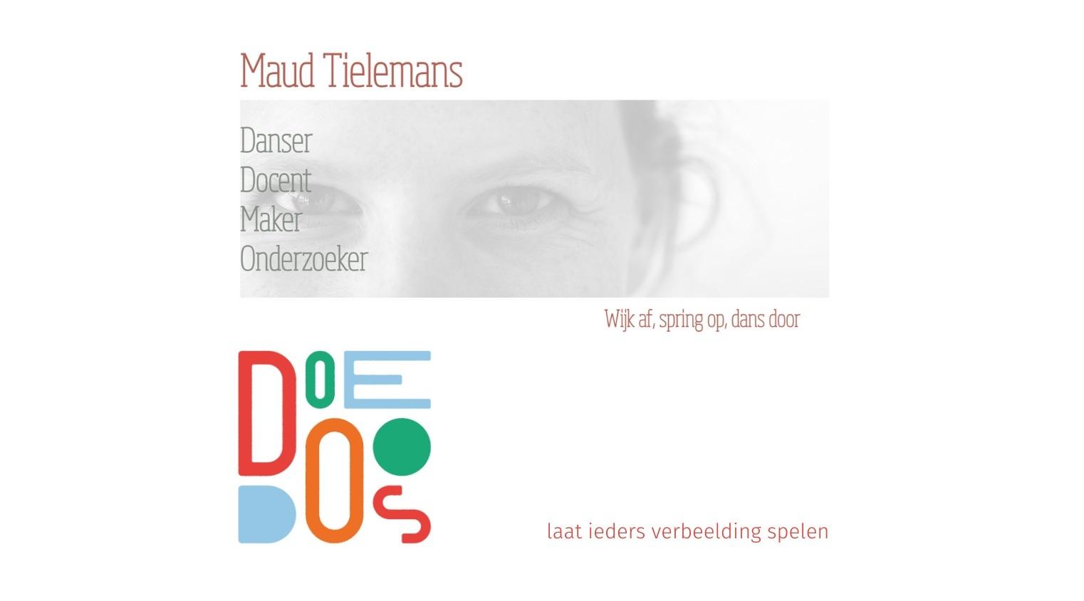 Afbeelding Doe Doos Maud Tielemans
