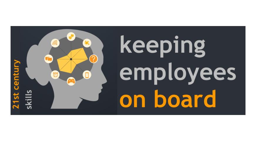 Afbeelding Keeping Employees On Board