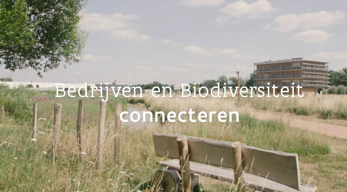 Bedrijven en biodiversiteit connecteren
