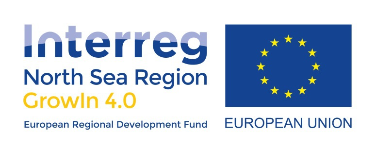 Logo Interreg Growin4 0