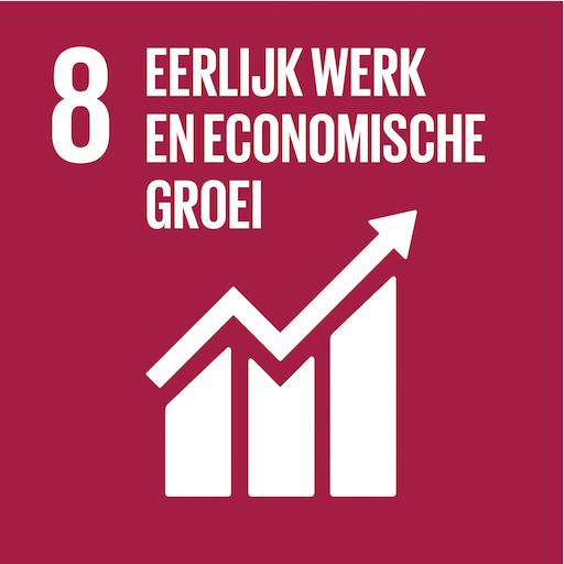 Sdg08 Eerlijk Werk En Economische Groei