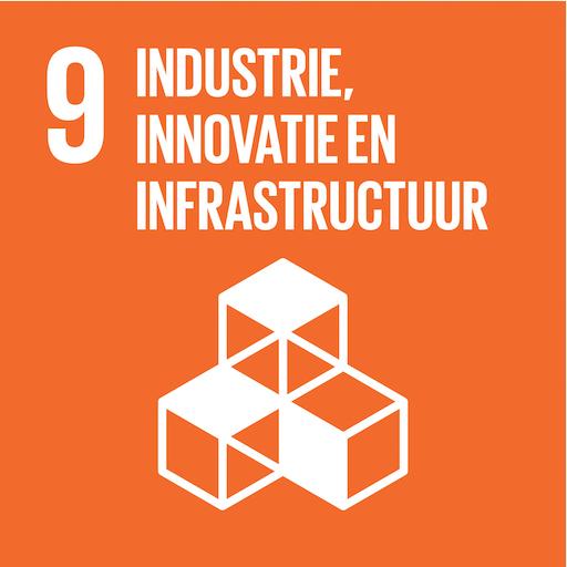 Sdg09 Industrie Innovatie En Infrastructuur
