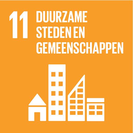 Sdg11 Duurzame Steden En Gemeenschappen