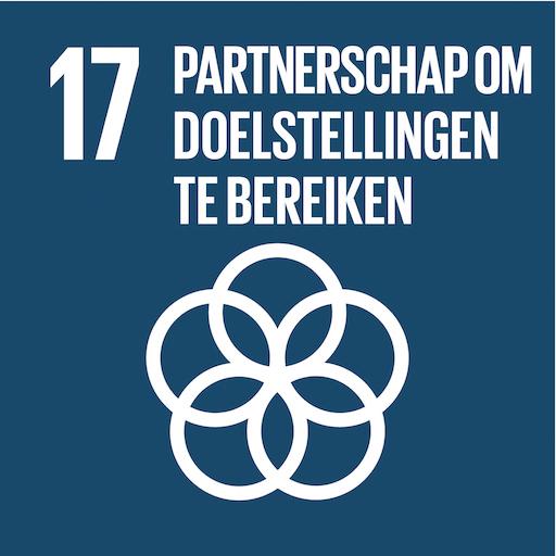 Sdg17 Partnerschap Om Doelstellingen Te Bereiken