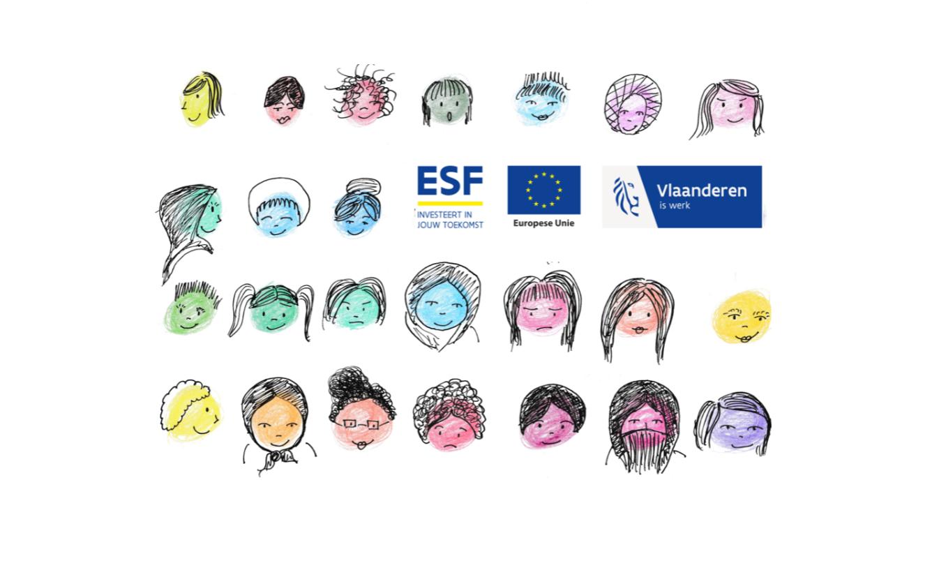 Scan MADAM met ESF logo zichtbaar 1