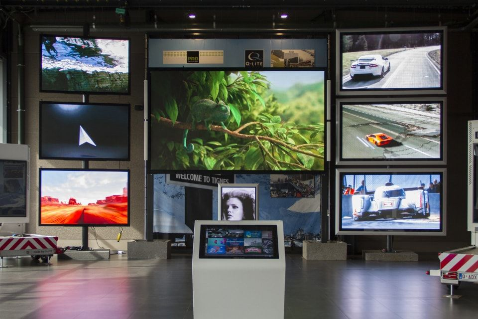Visual Experience Center