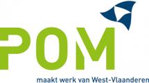 Logo Pom West Vlaanderen