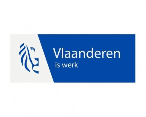Logo Vlaanderen Is Werk