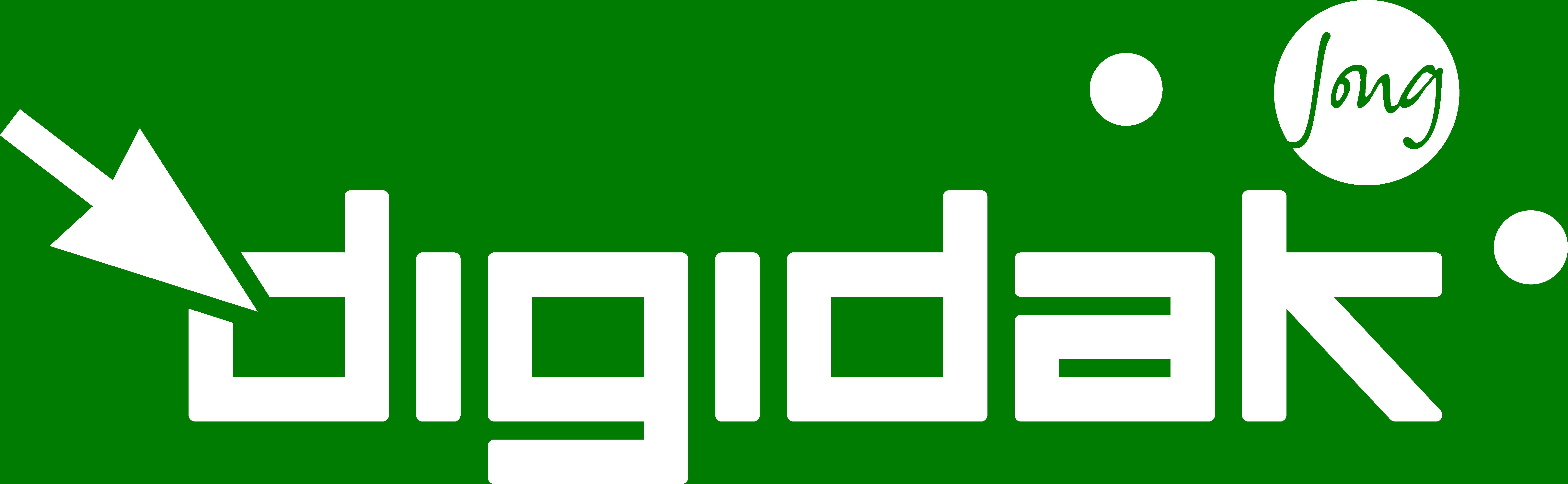 Jongdigidak logo wit